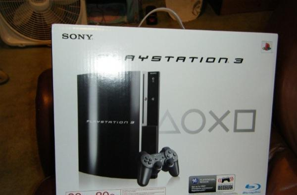 80GB PlayStation 3 arrives early at Best Buy, Friday in Europe