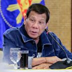 Philippine President Rodrigo Duterte says coronavirus troublemakers will be shot dead by the military