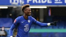 'Hard decision' to drop Abraham from Chelsea squad against Man Utd: Tuchel