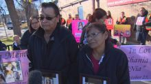 Family of woman, 21, killed in Winnipeg shooting embark on 4-day honour walk