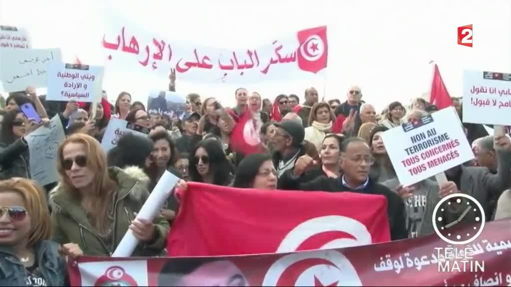 La tunisie a peur du retour des jihadistes for Peur du nombre 13