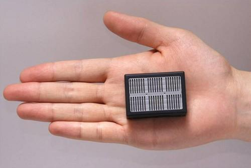 Sony creates micro-sized fuel cell system