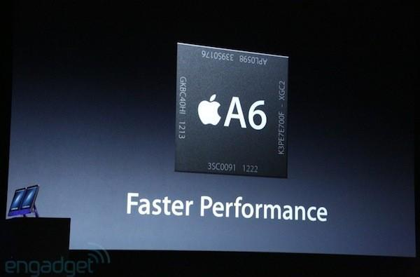 Anandtech: Apple iPhone 5 features 1GB of RAM, A6 is a custom SoC
