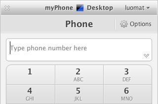 myPhoneDesktop controls and sends information to your iPhone or iPad