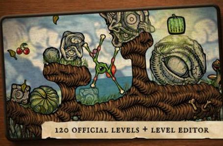 Incredipede crawls onto mobile, 'feels wet and slimy'