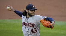 Five-run seventh inning powers Rangers past Astros 6-1