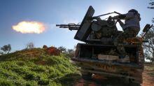 Syria rebels reenter key Idlib crossroads town: AFP