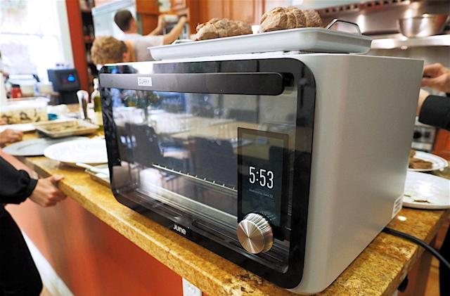 A $1,500 smart oven made me the perfect leg of lamb
