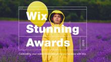 Wix Stunning Awards Return For Second Year
