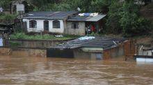Mindestens 37 Tote bei Überschwemmungen in Brasilien