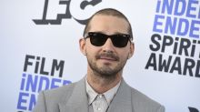 Shia LaBeouf had his whole chest tattooed for new movie role