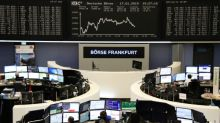 Global stock markets falter after China data confirms economic slowdown
