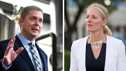 Scheer apologizes for MP's 'climate barbie' insult
