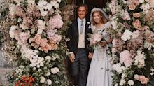 See Every Stunning Photo of Princess Beatrice and Edoardo Mapelli Mozzi's Private Royal Wedding