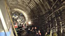 At Least 20 Dead in Moscow Subway Crash