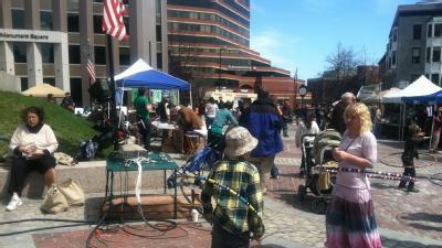 Mainers Mark Earth Day 2011