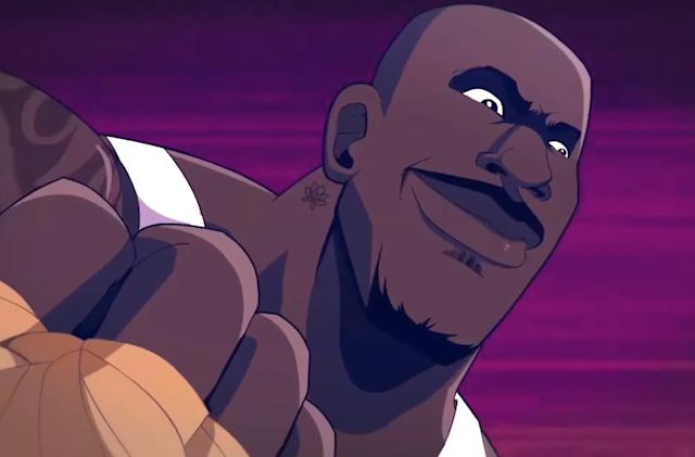 Crowdfunded 'Shaq-Fu' revival game finally comes out this spring