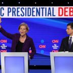 5 major moments Elizabeth Warren fended off attacks at 4th Democratic debate