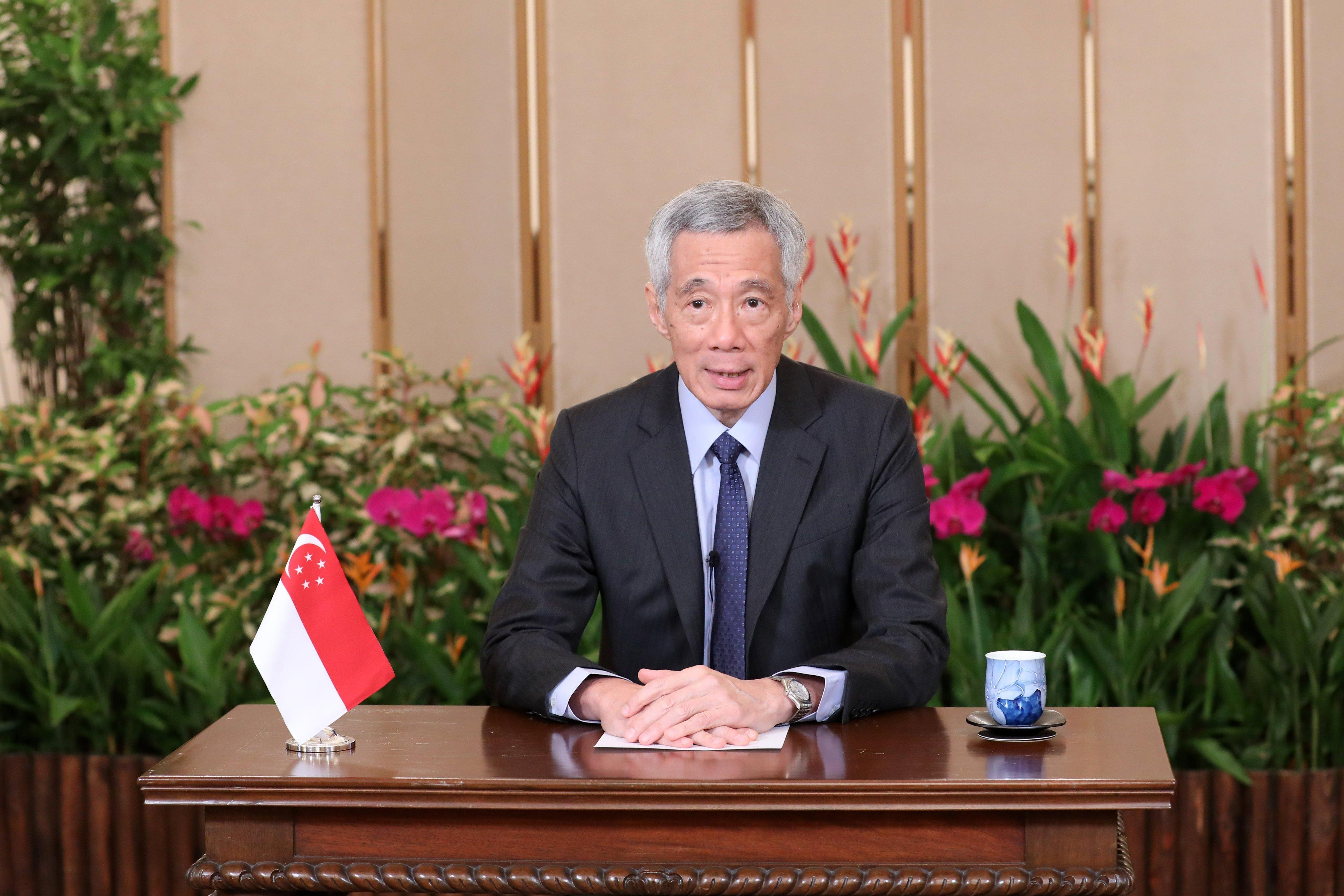 COVID-19: Singapore will do its part as global citizen – PM Lee