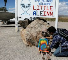 'Storm' Area 51: UFO enthusiasts descend on area near secret US military site