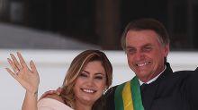La esposa de Bolsonaro da positivo de coronavirus