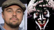 ¿Leo DiCaprio podría ser el Joker?