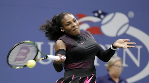 The Latest: Serena Williams says she's used cupping therapy