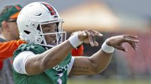 NFL draft: What position will Miami QB D'Eriq King play in the league?