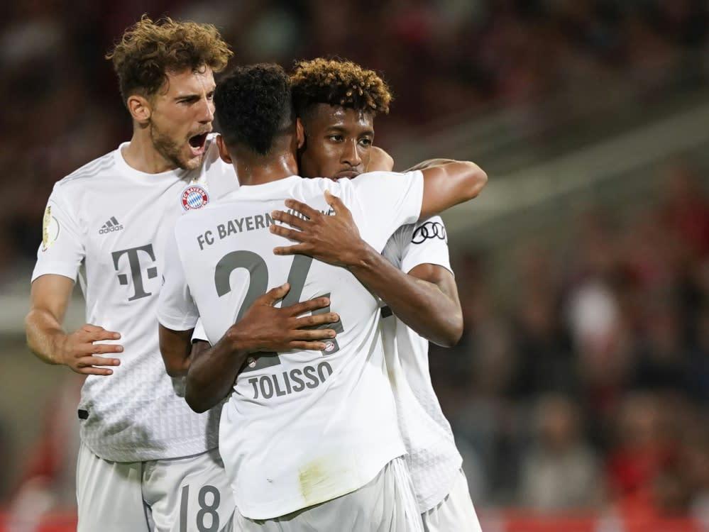 Bochum Gegen Bayern