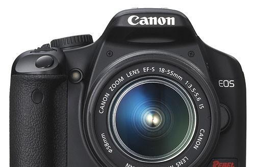 How would you change Canon's Rebel XSi?