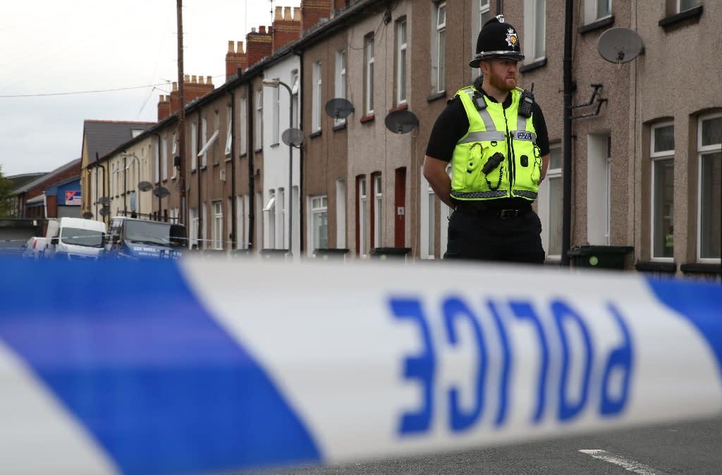 Britain's MI5 says running over 500 terror probes