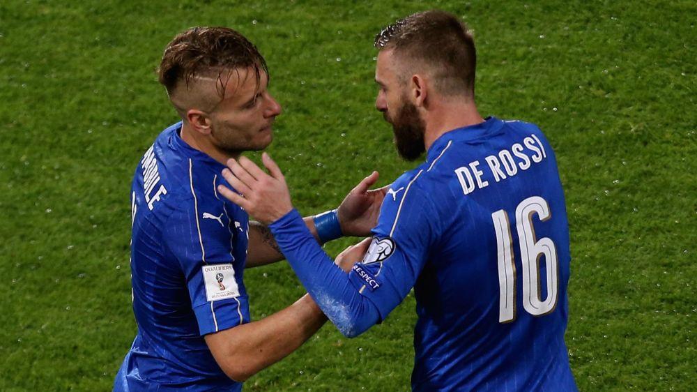 Italie, De Rossi et Immobile écartés ?