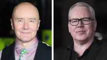 Bret Easton Ellis and Irvine Welsh in talks to co-write TV drama