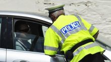 Five speeders caught at over 140 mph