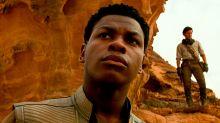 John Boyega (Star Wars) admite que fue su guion el que terminó en eBay