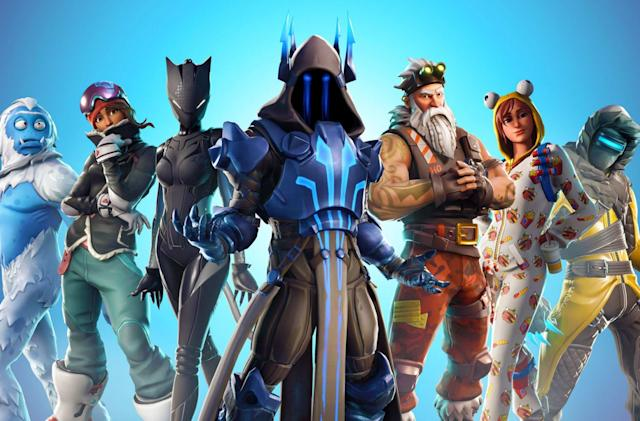 Holiday 'Fortnite' outage leaves players in limbo (updated)
