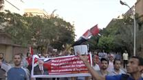 Raw: Morsi Supporters Continue Their Call
