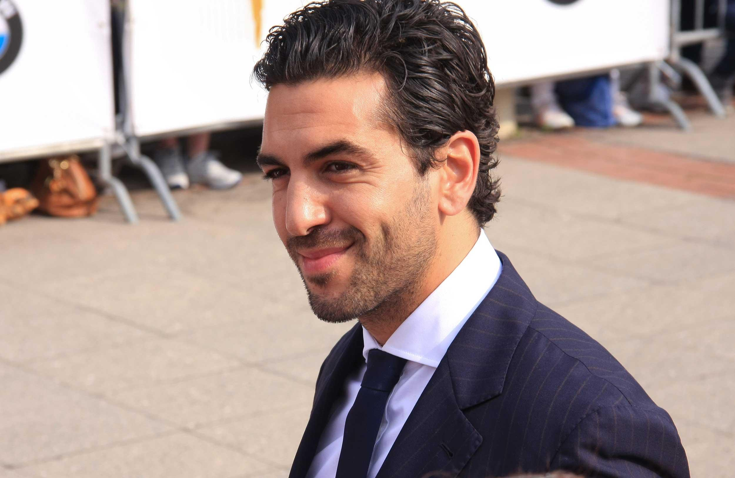 Elyas MBarek Bruder