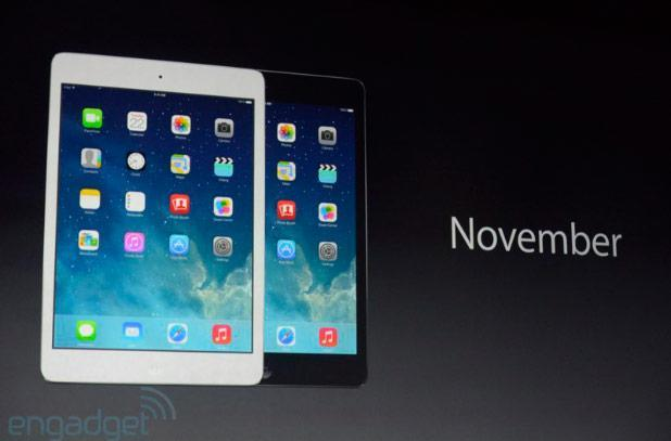 Take two tablets: Will the iPad Air and Retina iPad mini cure Apple's market share slide?