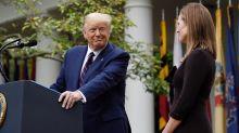 Le Sénat confirme la juge Barrett à la Cour suprême, une victoire pour Trump