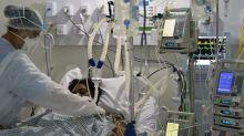 Muertes por coronavirus en Brasil superan las 130.000