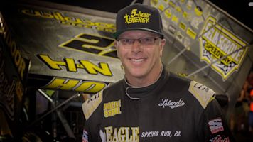 Sprint car driver Greg Hodnett dies in crash