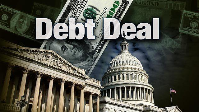 Democrats push for higher taxes in debt deal