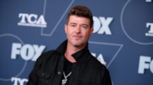Robin Thicke reflects on drug and alcohol abuse: 'I lost myself'