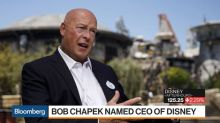 Disney Names Parks Chief Chapek as CEO; Iger Becomes Executive Chair