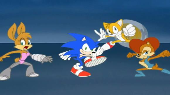 Fan Releases Trailer For Feature Length Sonic Film Engadget
