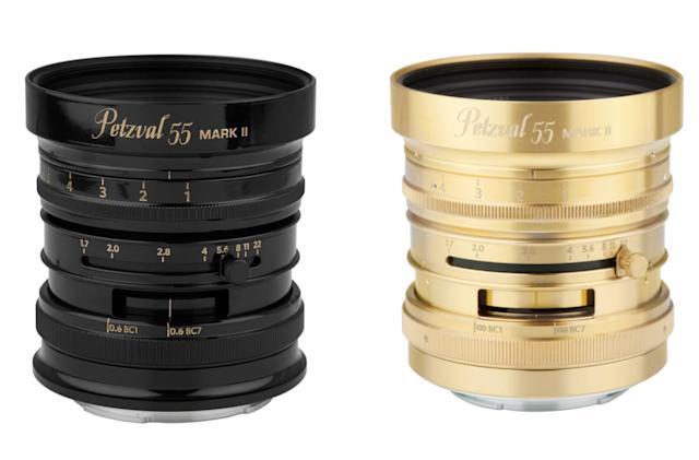Lomography unveils its first lens for full-frame mirrorless cameras