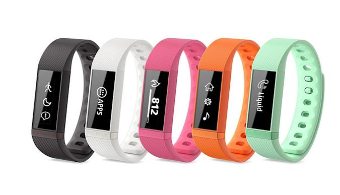 Acer wants to sell you a touchscreen fitness tracker for less than $90