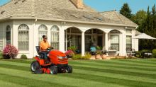 Simplicity® Adds Ergonomic Power Steering And Hydraulic Lift Systems To Select Ride Mowers