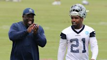 Gary Brown, former Cowboys RB coach, to interview with Bengals